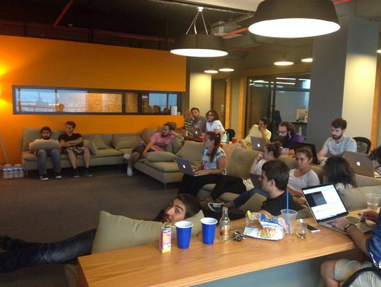 Couches Demo Day