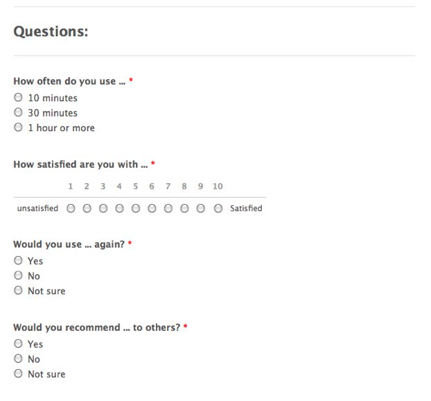How To Create A Solid Customer Satisfaction Survey