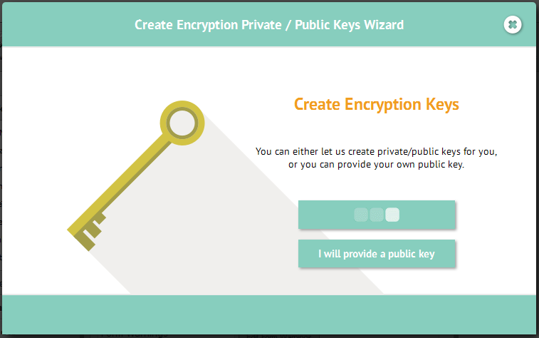 Create Private Key