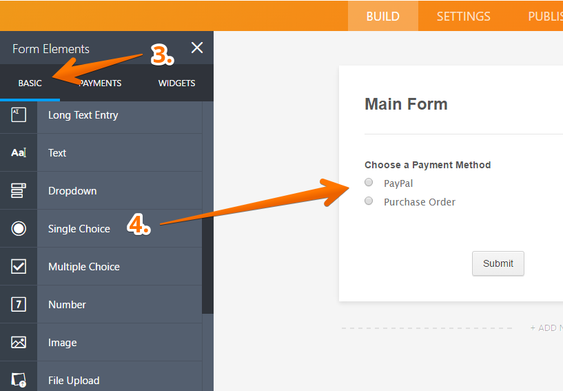 how to create pdf from multiple forms