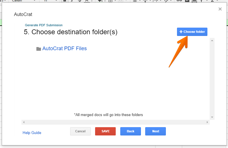 How to Create a Customized PDF or Google Doc for Your