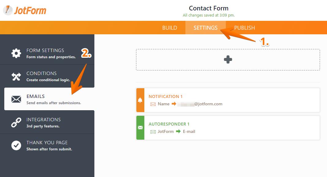 How to Setup SMTP for a Form