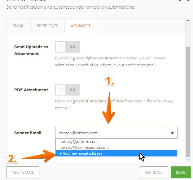 How to Setup SMTP for a Form | JotForm