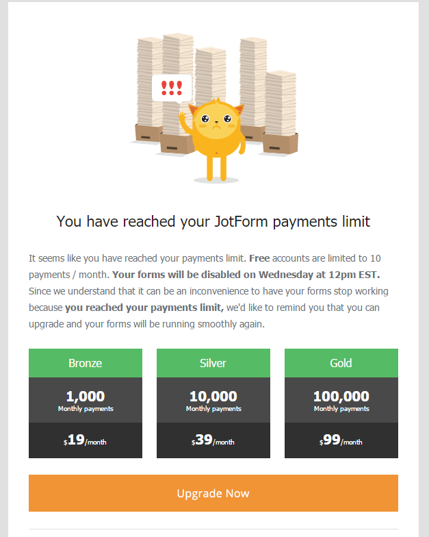 Payment Submissions
