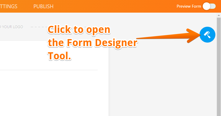 How to change your forms font size jotform that should open the basic window for the form designer tool from there you can edit the font size under the styles tab ccuart Image collections