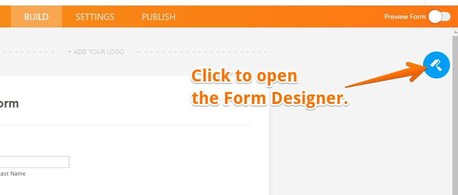How to Change Form Fonts | JotForm