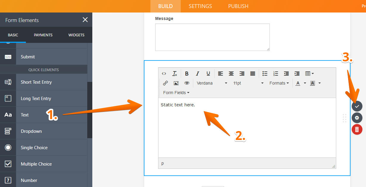 How to Set Up a Contact Form in JotForm
