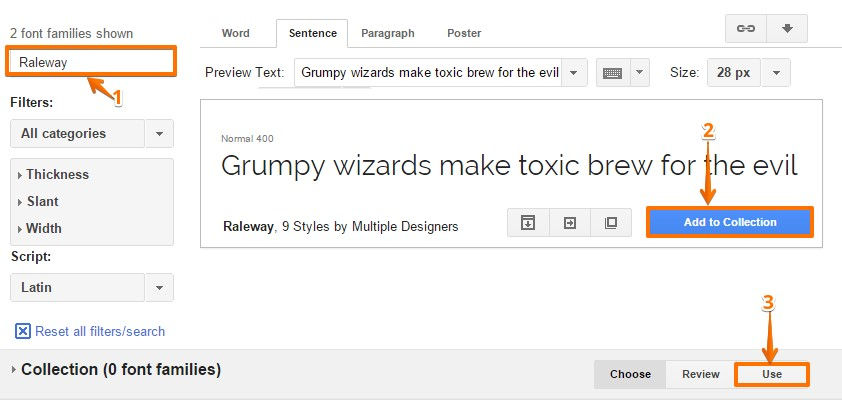 How to Use Google Fonts in your Form | JotForm