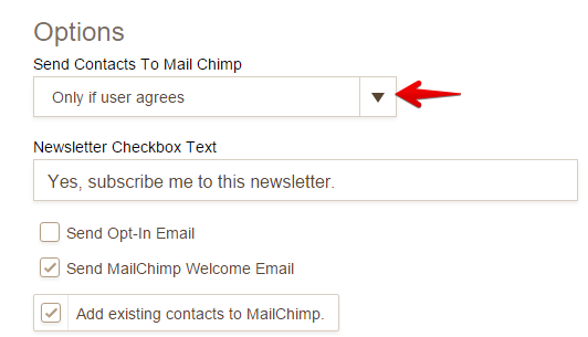 How To Integrate With Mailchimp
