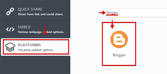 How to Add a Contact Form on Blogger