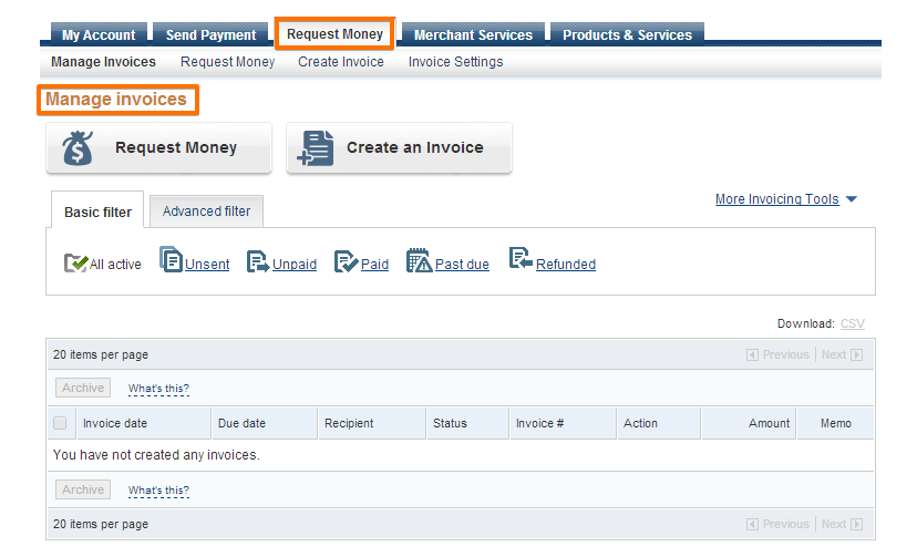 How To Get My PayPal Invoice JotForm - How to make a invoice for paypal