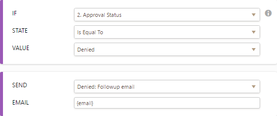 A General Approach on Building an Approval Process Workflow