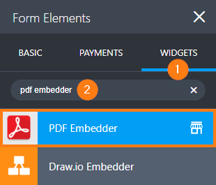 How to Display a PDF Document on Your Form