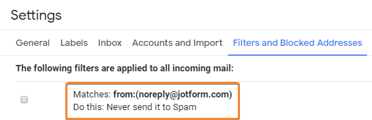 Prevent Emails from Landing in Gmail Spam Folder