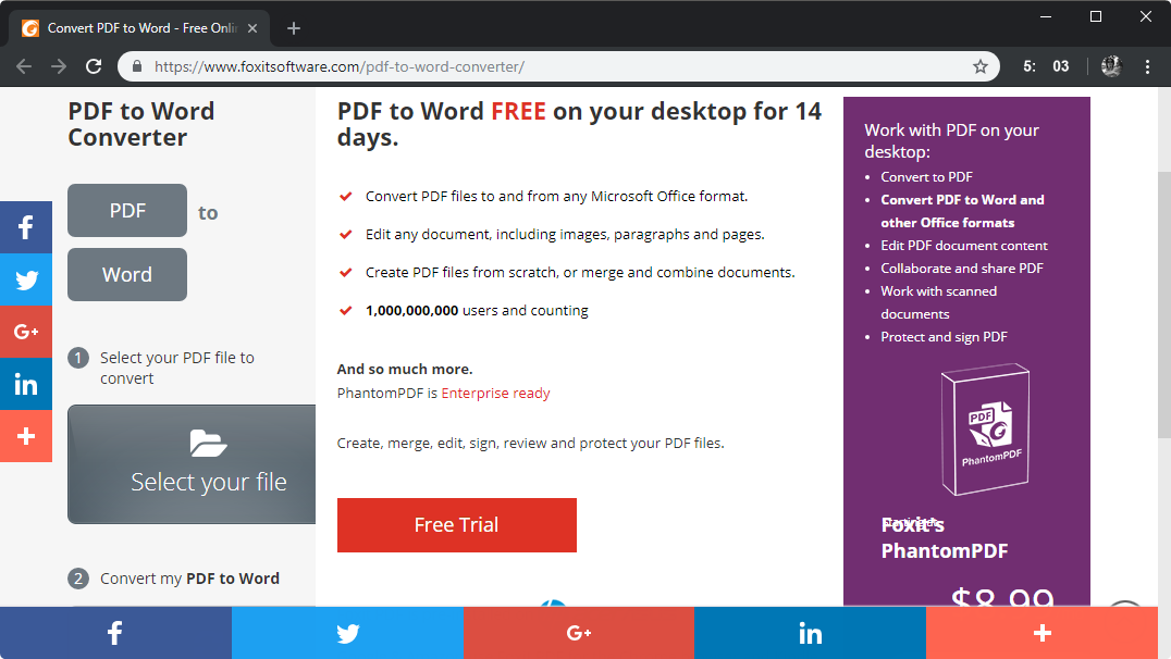 Best online PDF to Word converters | The JotForm Blog
