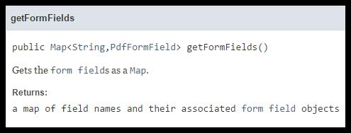 Adding image to PDF form