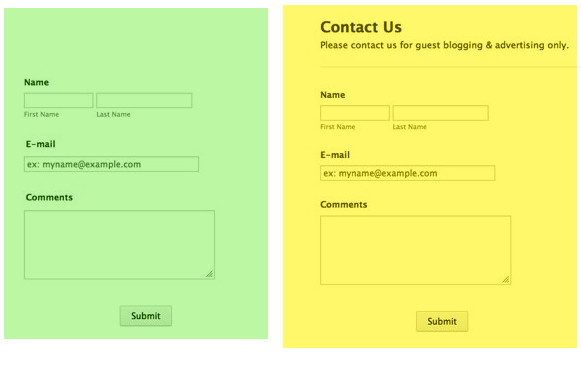 10 Best Practices for Web Forms | JotForm