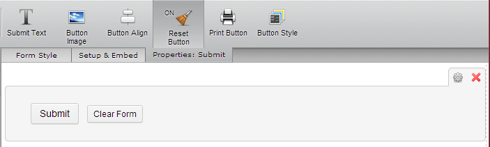 Form Auto Fill] Reset after Submission | JotForm