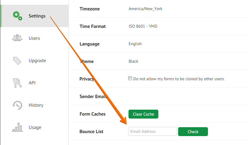 How to Remove Your Email Address from Bounce List