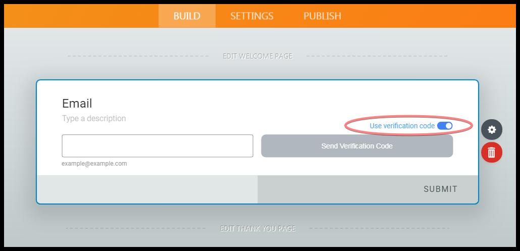 Xverify address verification widget request