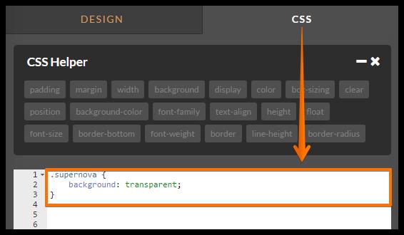 CSS Tab