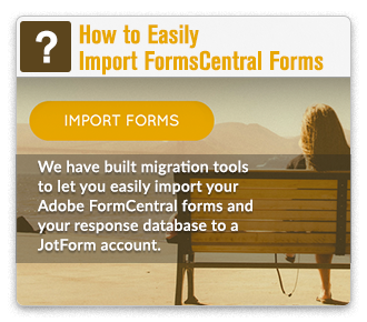 FormsCentral Import Wizard