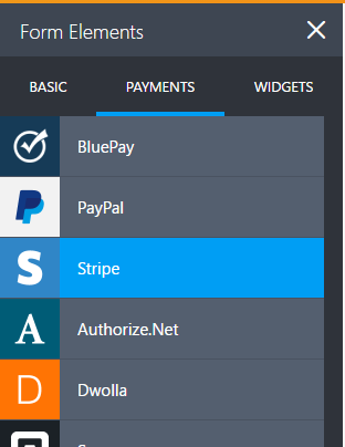 How to Integrate Stripe with your Form