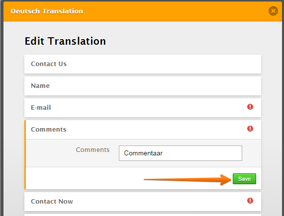 Basic French translations please?