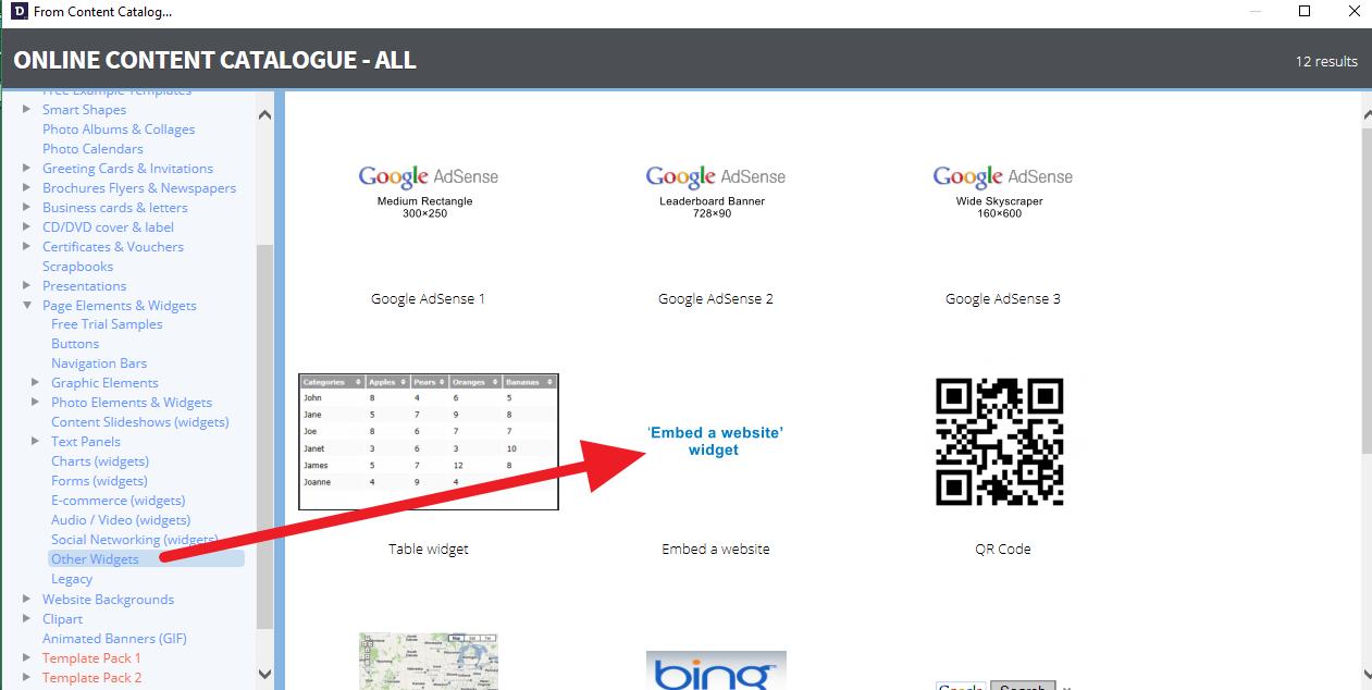 Erstellen eines Formulares für Magix WebDesigner Premium | JotForm